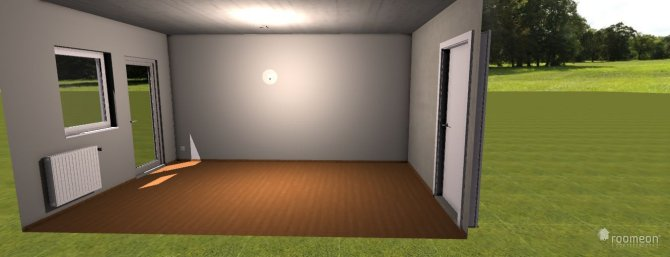 Raumgestaltung das1 Projekt in der Kategorie Wohnzimmer