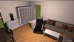 Raumgestaltung DC Wozi in der Kategorie Wohnzimmer