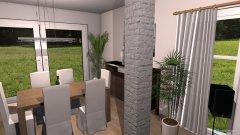 Raumgestaltung ddd in der Kategorie Wohnzimmer