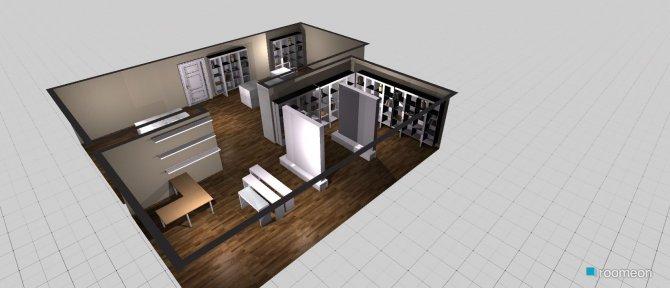 Raumgestaltung Denis in der Kategorie Wohnzimmer