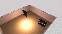 Raumgestaltung des in der Kategorie Wohnzimmer