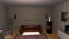 Raumgestaltung Die Couch in der Kategorie Wohnzimmer
