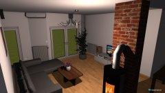 Raumgestaltung dnevna soba + oprema nova in der Kategorie Wohnzimmer