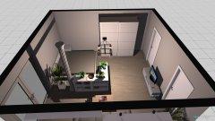 Raumgestaltung dohnany selina vorschlag in der Kategorie Wohnzimmer