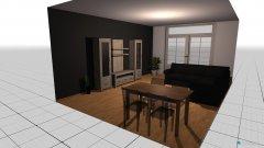Raumgestaltung Domi und Juliana in der Kategorie Wohnzimmer