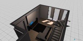 Raumgestaltung Dominic Living room in der Kategorie Wohnzimmer