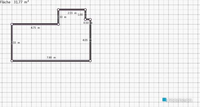 Raumgestaltung dorfstr in der Kategorie Wohnzimmer