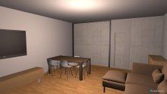 Raumgestaltung Dortmunder in der Kategorie Wohnzimmer