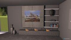 Raumgestaltung DREAM HOUSE in der Kategorie Wohnzimmer