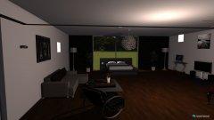 Raumgestaltung dream in der Kategorie Wohnzimmer