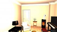 Raumgestaltung Dresdner Wohnzimmer in der Kategorie Wohnzimmer