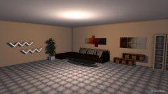 Raumgestaltung drugi drakoni in der Kategorie Wohnzimmer