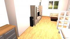 Raumgestaltung drushi in der Kategorie Wohnzimmer