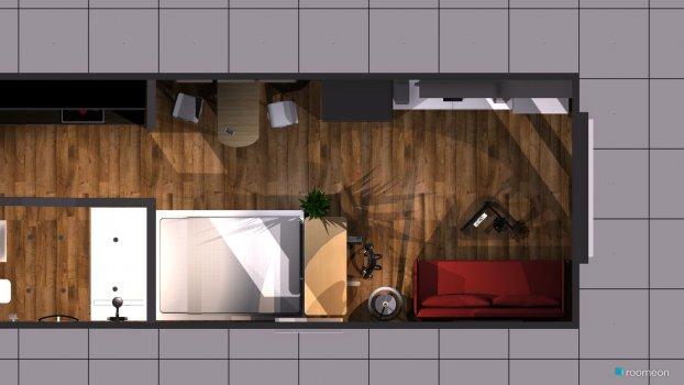 Raumgestaltung DS174 Wohnraum eingerichtet 2 in der Kategorie Wohnzimmer