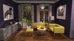 Raumgestaltung Dulux in der Kategorie Wohnzimmer