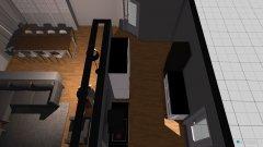 Raumgestaltung Durchbruch 1 in der Kategorie Wohnzimmer