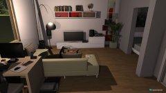 Raumgestaltung e in der Kategorie Wohnzimmer