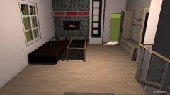 Raumgestaltung Echte Maße in der Kategorie Wohnzimmer