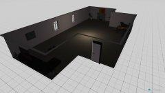 Raumgestaltung Edanur1905 in der Kategorie Wohnzimmer