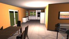 Raumgestaltung EFH-MANA in der Kategorie Wohnzimmer