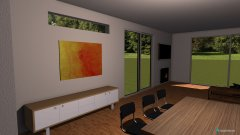 Raumgestaltung EFH Willmes Boehmer in der Kategorie Wohnzimmer