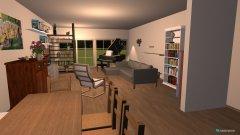 Raumgestaltung efriz in der Kategorie Wohnzimmer