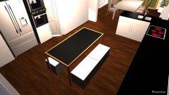 Raumgestaltung EG - Küche 1 in der Kategorie Wohnzimmer