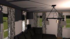 Raumgestaltung EG Meckenbeuren in der Kategorie Wohnzimmer