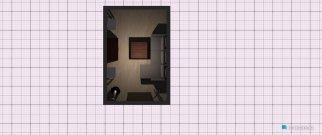 Raumgestaltung EG rechts in der Kategorie Wohnzimmer