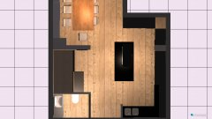 Raumgestaltung EG v3 in der Kategorie Wohnzimmer