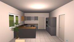 Raumgestaltung EG-Wohnen Ofen in der Kategorie Wohnzimmer