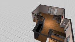 Raumgestaltung EG Wohnzimmer 3 in der Kategorie Wohnzimmer
