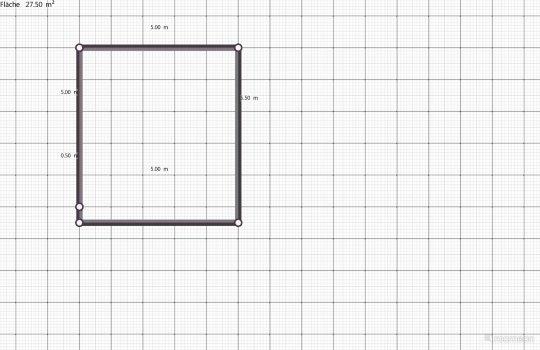 Raumgestaltung EG, Wohnzimmer in der Kategorie Wohnzimmer