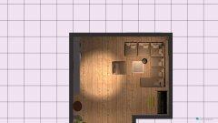 Raumgestaltung EG WZ links in der Kategorie Wohnzimmer
