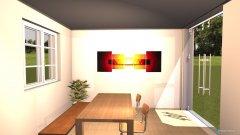 Raumgestaltung EG in der Kategorie Wohnzimmer