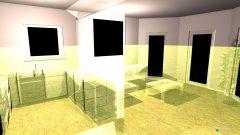 Raumgestaltung Ehningen großes WZ in der Kategorie Wohnzimmer