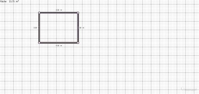 Raumgestaltung Eigen  in der Kategorie Wohnzimmer