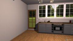 Raumgestaltung Ein Zimmer Wohnung in der Kategorie Wohnzimmer