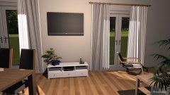 Raumgestaltung EInrichtungsvorschlag 2 in der Kategorie Wohnzimmer