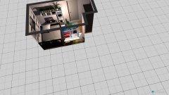 Raumgestaltung Elchs Zimmer 2 in der Kategorie Wohnzimmer