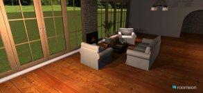 Raumgestaltung eleftheria  in der Kategorie Wohnzimmer