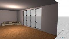 Raumgestaltung Elke Wohnzimmer in der Kategorie Wohnzimmer