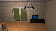 Raumgestaltung Elutuba ja köök in der Kategorie Wohnzimmer