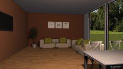 Raumgestaltung elvira in der Kategorie Wohnzimmer