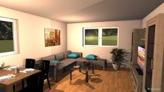 Raumgestaltung ELW Wohnbereich in der Kategorie Wohnzimmer