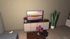 Raumgestaltung Ema korter 2 in der Kategorie Wohnzimmer