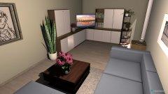 Raumgestaltung Ema korter 3 in der Kategorie Wohnzimmer