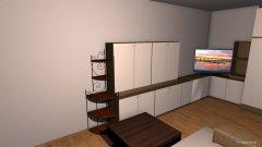 Raumgestaltung Ema korter in der Kategorie Wohnzimmer