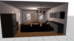 Raumgestaltung Emil in der Kategorie Wohnzimmer