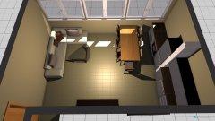 Raumgestaltung Entgültige Wache FFB in der Kategorie Wohnzimmer